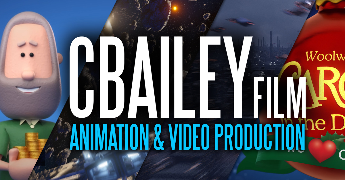 Motion Graphics, Animation & Video Production | CBaileyFilm